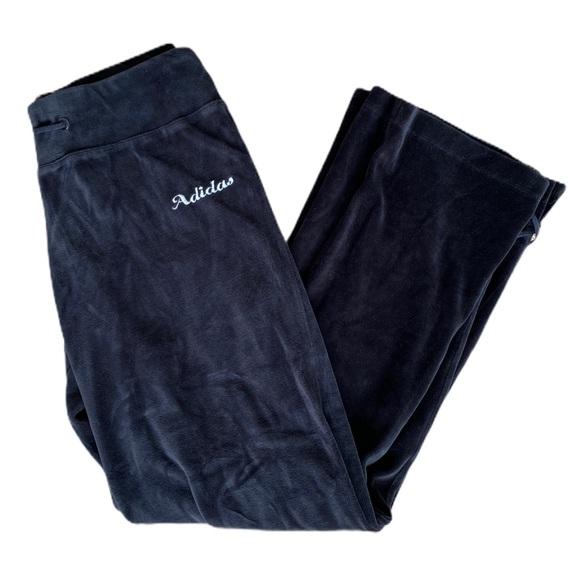 🌸5/$25 Adidas Velvet Sweatpants